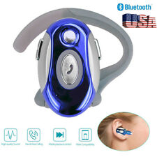 Handsfree Calling Bluetooth Headset On Ear Earphone for iPhone Samsung Motorola