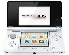 Nintendo 3DS - handheld game console - ice white