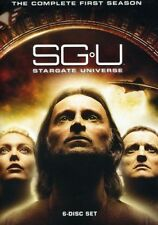 SGU: Stargate Universe: The Complete First Season [New DVD] Ac-3/Dolby Digital