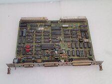 WARRANTY SIEMENS SINUMERIK 03840 6FX1122-2AA01 548 222 9101 Circuit Board