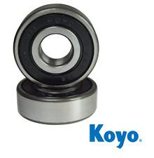 Suzuki SP250 Front Wheel Bearing and Seal Kit 1982-1985 KOYO Made In Japan