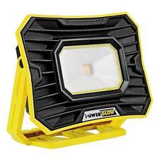 PowerGlow Recargable Portátil 1500 lúmenes LED luz, luz de trabajo, Banco de Alimentación