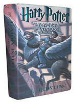 HARRY POTTER AND THE PRISONER OF AZKABAN, J K ROWLING, 1st EDITION, 1st PRINTING