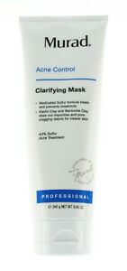Murad Acne Clarifying Mask PRO Size 8.45oz/240g NEW AUTH