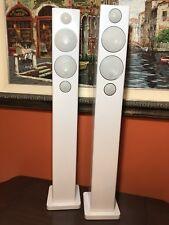 Monitor Audio Radius 270 HD Tower Speaker, Pair/white