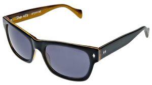Tres Noir Optics The 45s Extra Large Sunglasses Retro Vintage Rockabilly Punk