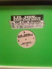 "Lil Jon & The East Side Boyz – What U Gon' Do (Remixes) 12"" Vinyl Hip Hop 2004"