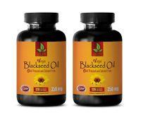 blood sugar balance - VIRGIN BLACKSEED OIL - blood sugar herbal supplement 2BOTT
