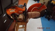 "STIHL TS 420 Cutquik 14"" Gas Powered Concrete Saw"