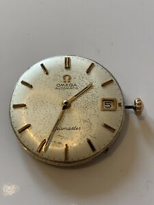 Vintage Omega Automatic Seamaster Day Wrist Watch Movement Cal 562