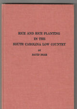 Rice and Rice Planting in the South Carolina Low Country