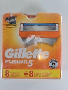 Gillette Fusion5 Men's Razor Blades - 8 Cartridges