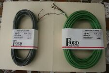 Mini-Split Wire Lot of 2 18-2 & 16-4 Ford Wire & Cable Corp