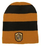 Adult Harry Potter Hufflepuff House Newt Scamander Cosplay Costume Slouch Beanie