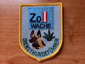 Abzeichen, Patch, Zollwache Österreich