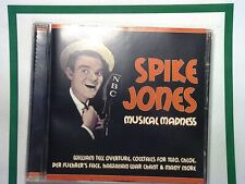 Spike Jones - Musical Madness [Remastered]  CD Mint