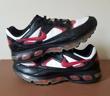 Nike Air Max Neo 360 Black White Red TN BRED Sz 11.5 OG 2007 Patent Leather