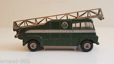 Dinky Toys - 969 - TV Extending mast vehicle