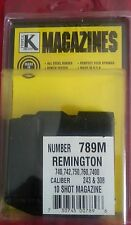 New Triple K Remington 740 742 750 760 7400 .243 243 308 789M 10RD Mag Clip