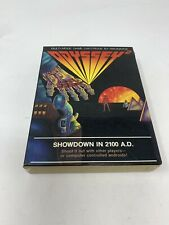 Magnavox Odyssey 2 Game Cartridge In Box With Manual showdown in 2100 ad