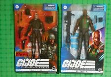 2021 G.I. Joe - Classified Series - Major Bludd (Target Exclusive)  & Roadblock