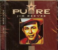 JIM REEVES - PURE - CD - NEW - SEALED