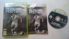 SET FULL PURE FOOTBALL FULL PAL MICROSOFT XBOX 360 SPAIN