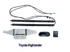 Smart Car Electronic TailGate Lift for Toyota Highlander 2015 Remote Control