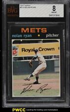 1971 Topps Nolan Ryan #513 BVG 8 NM-MT