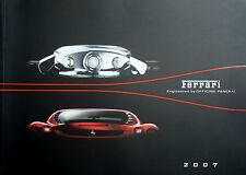 Panerai Ferrari Watch Catalog 2007