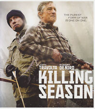 KILLING SEASON (Blu-ray Disc, 2013)