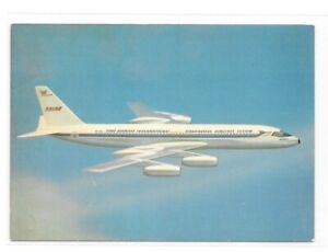 Airline/Airport Postcards; Thai International Airlines CV-990 A/L Issue