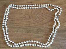 Vintage Pearl Lon Beaded Necklace Available Worldwide