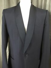 Gieves and Hawkes Black Dinner Jacket Tuxedo C40 GOOD CONDITION