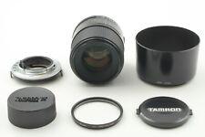 < près de Mint > Tamron Sp 90mm F/2.5 Manuel Mf Macro Objectif 52BB Nikon Ai F