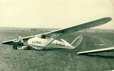 SCHLEICHER Ka 3, Segelflugzeug mit V Leitwerk, Deutschland 1955