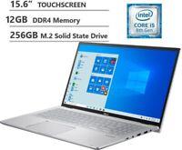 "New ASUS Q506FA 15.6"" Touchscreen Intel i5-8265U/12GB/256GB SSD/Backlit Keybod🔥"