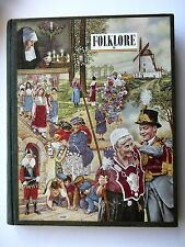 TRADITIONS COUTUMES FOLKORE BELGE PAR HENRI LIEBRECHT TOME 2 - COMPLET  IMAGES