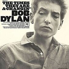 Bob Dylan The Times They Are a Changin 180g Mono LP Reissue in Stock