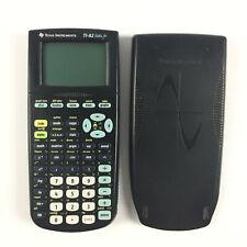 Calculatrice Ti 82 Stats.fr / Texas Instruments Graphique Stat Noire