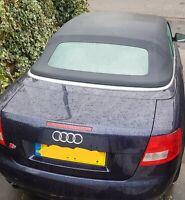 Audi A4 3.0 Petrol Sport Convertible