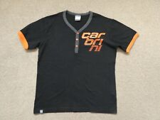 BOYS/TEENS BLACK CARBRINI T-SHIRT AGE 12/13 YEARS EXCELLENT CONDITION
