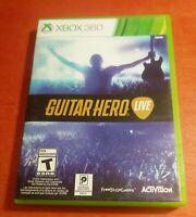 Guitar Hero Live Microsoft Xbox 360 Activision FreeStyleGames SpeedTree