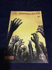 The Walking Dead #163 Comic Book Image 25th Anniversary