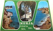 Spain Nerja Costa del Sol Balcon de Europa Iglesia Parroquial 64 - posted 1982