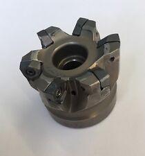 TAEGUTEC Cutter faccia 50mm 6n tf90-650-22r-06 6 punta del refrigerante #f10