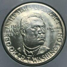 1950 S Booker T Washington 50 Cents Half Dollar Commemorative - Uncirculated