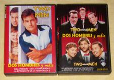 Serie tv dos hombres y medio (leer descripción y preguntar antes!!)