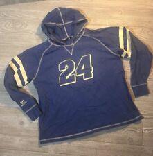 NASCAR Jeff Gordon Hoodie Hooded Shirt Size L-XL Chase Authentic Vintage