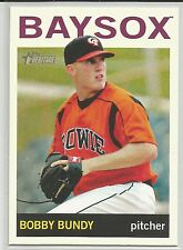 Bobby Bundy Baltimore Orioles 2013 Topps Heritage Minor League